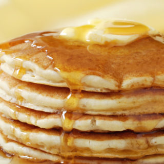 Basic Buttermilk Pancakes Recipe
