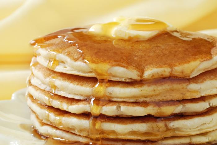 Basic Buttermilk Pancake Recipe