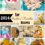 Best Recipes of 2014 – Reader Favorites