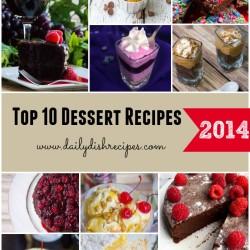 Top 10 Dessert Recipes