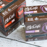 Busy Mom? Pick yourself up with McCafé coffee at home!