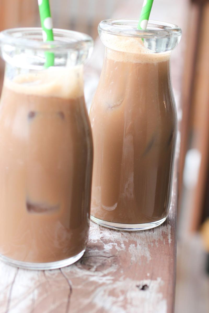 Caramel Iced Coffee | Daily Dish Recipes