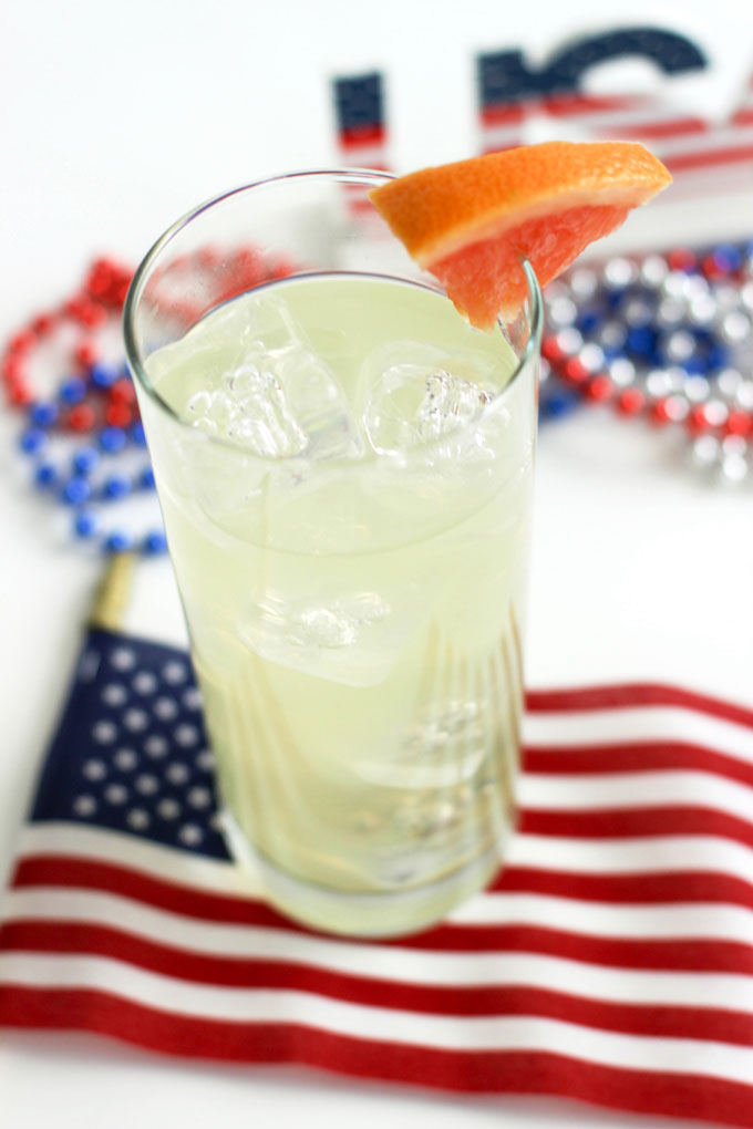 15 Summer Cocktails To Beat the Heat - Captain Morgan's Sunset Sipper