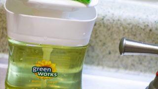 New Green Works Pump 'n Clean + a Target Deal