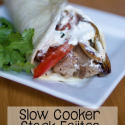 Slow-Cooker-Steak-Fajitas