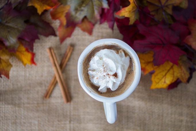 Crock Pot Pumpkin Spiced Latte #srcholidaytreats
