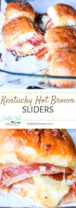 Kentucky Hot Brown Sliders