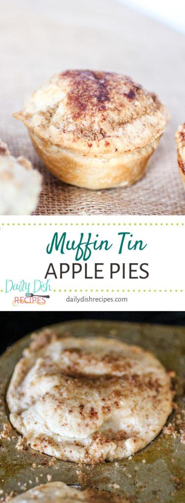 Muffin Tin Apple Pies