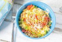 Savory Oatmeal Breakfast Bowl
