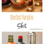 Blasted Pumpkin Shot Pin