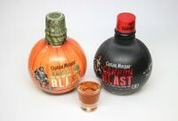 Blasted Pumpkin Shot