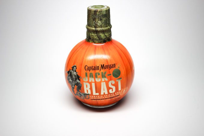 Limited Edition: Captain Morgan Jack-O'Blast - Jack-O'Lager