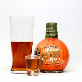 Fall Drink: Jack-O'Lager