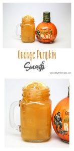 Orange Pumpkin Smash