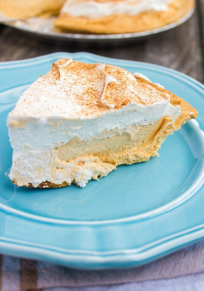 Pumpkin Cream Pie