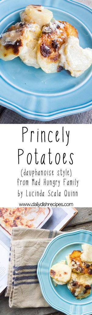 Dauphanoise Style Potatoes