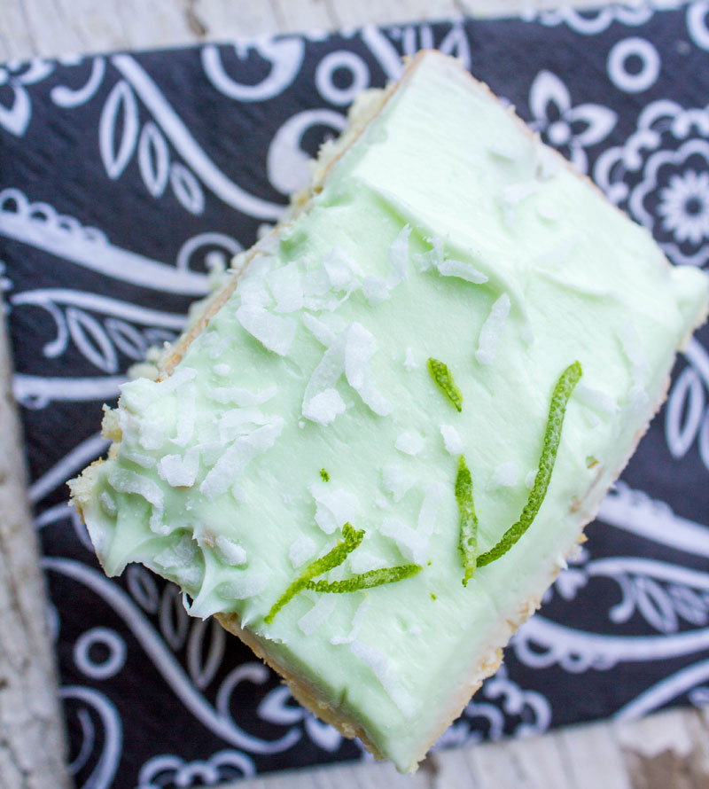 Lemon Key Lime Layer Snack Cakes