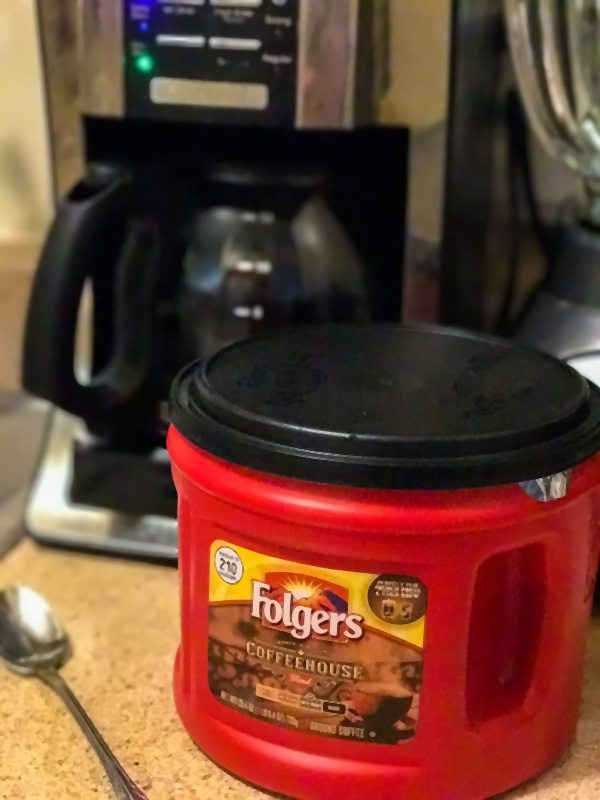Folgers Coffeehouse Blend