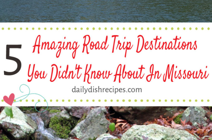 Amazing Road Trip Destinations You Didn't Know About In Missouri