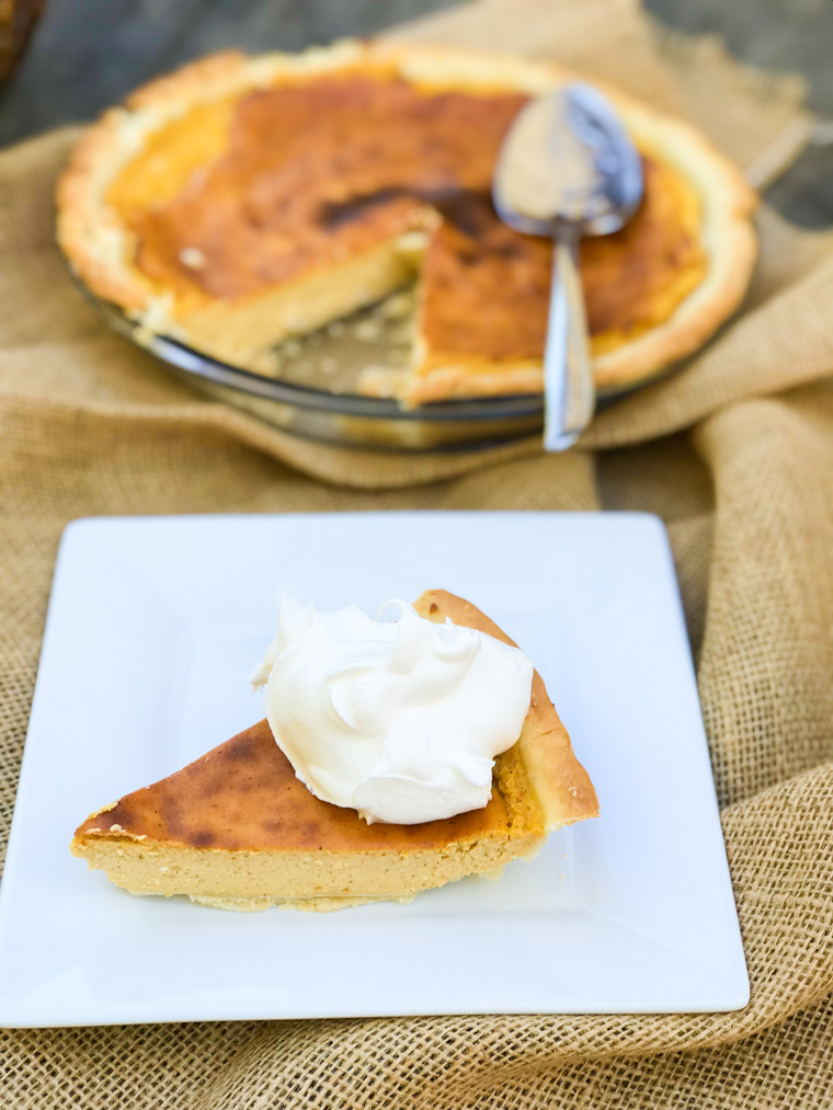 Easy Pumpkin Pie Cheesecake
