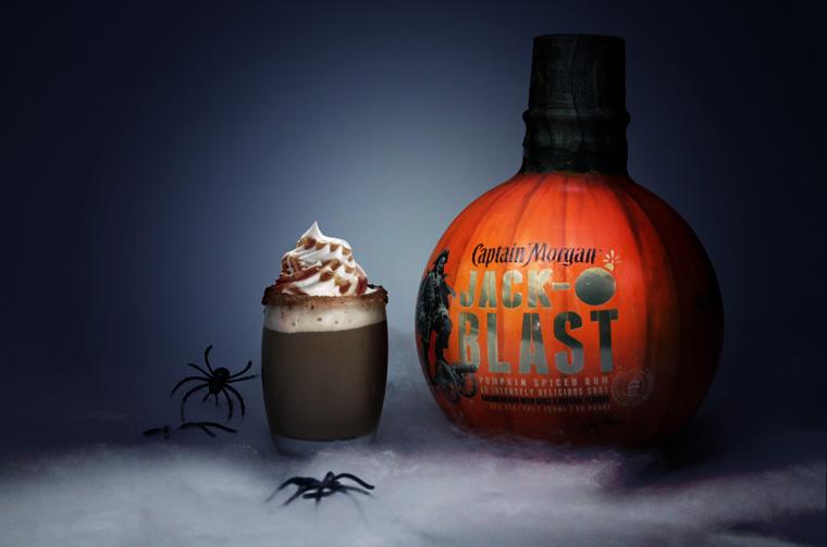 Halloween Pumpkin Spiced Shotte