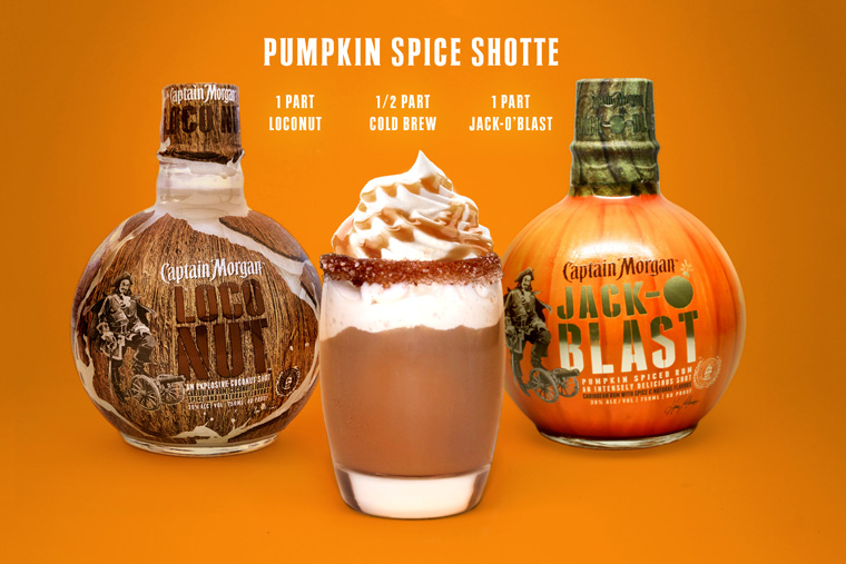 Pumpkin Spiced Shotte Recipe