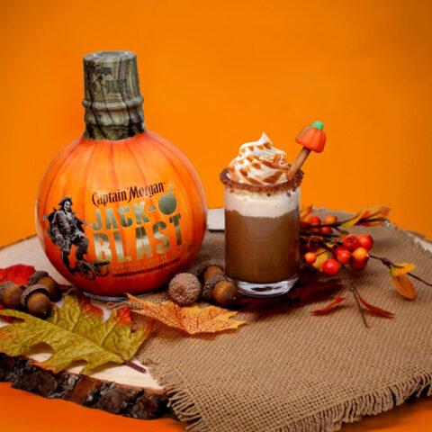 Pumpkin Spiced Shotte