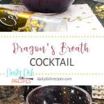 Dragon's Breath Cocktail