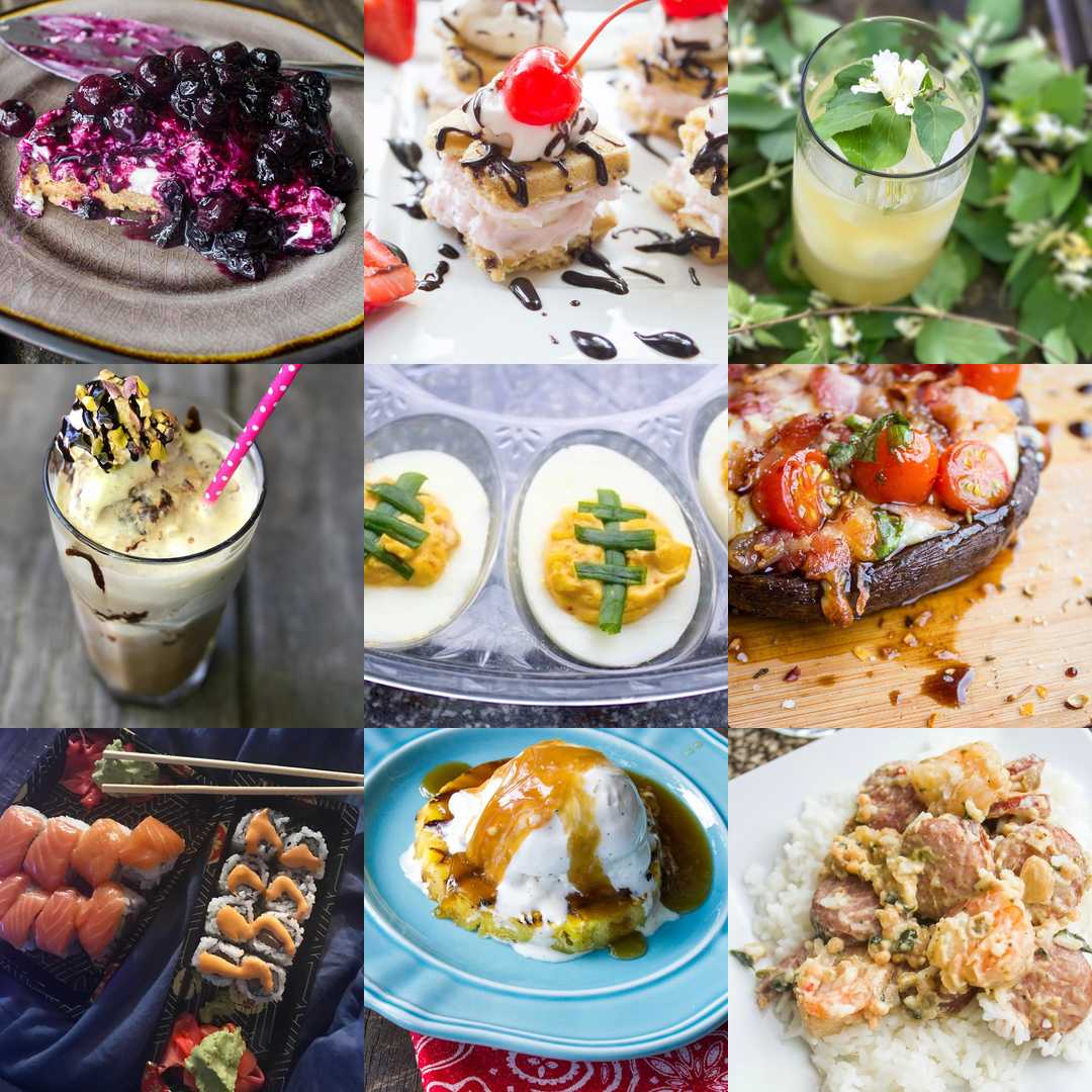 Best Recipes of 2017