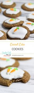 Carrot Cake Cookies PIN