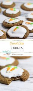 Carrot Cake Cookies PIN