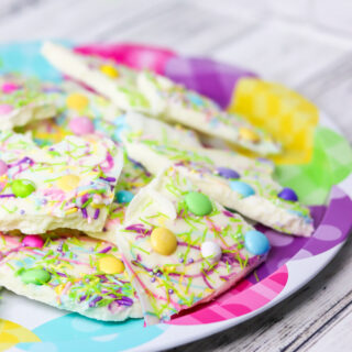 Easy Easter Candy Bark