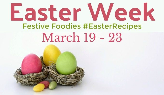 Easter Week Easter Recipes