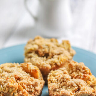 French Toast Muffin Bites