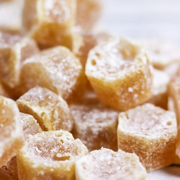 Honey Lemon Ginger Throat Drops