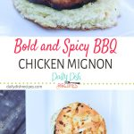 Bold and Spicy BBQ Chicken Mignon