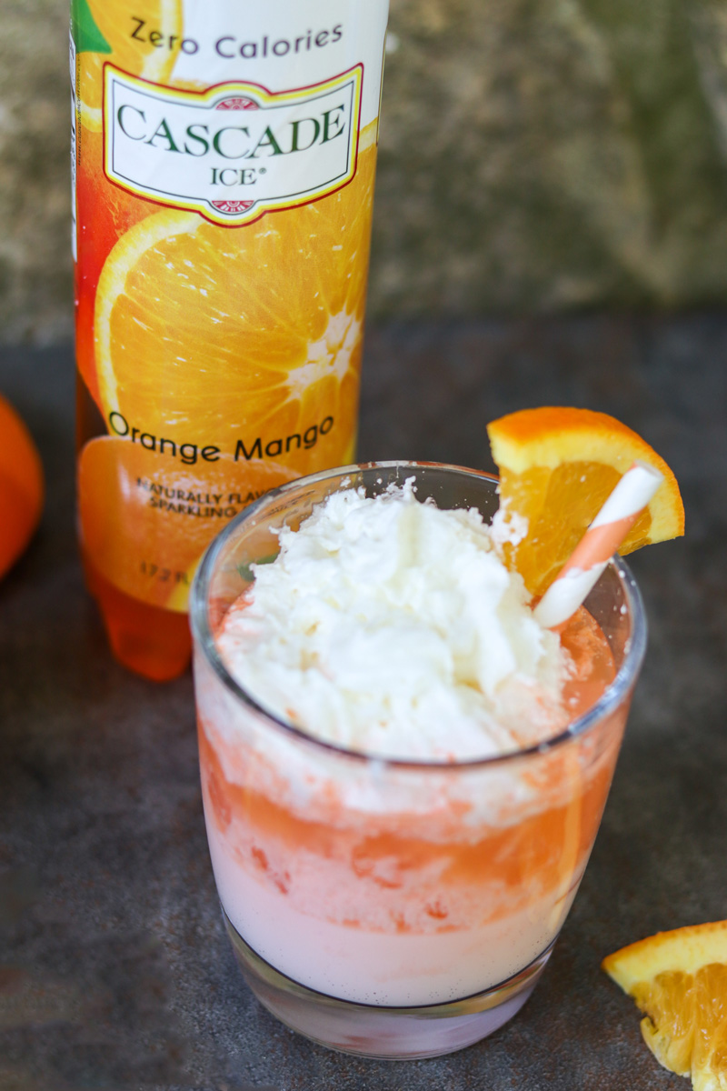 Easy Orange Creamsicle Cocktails