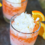 Easy Orange Creamsicle Cocktail