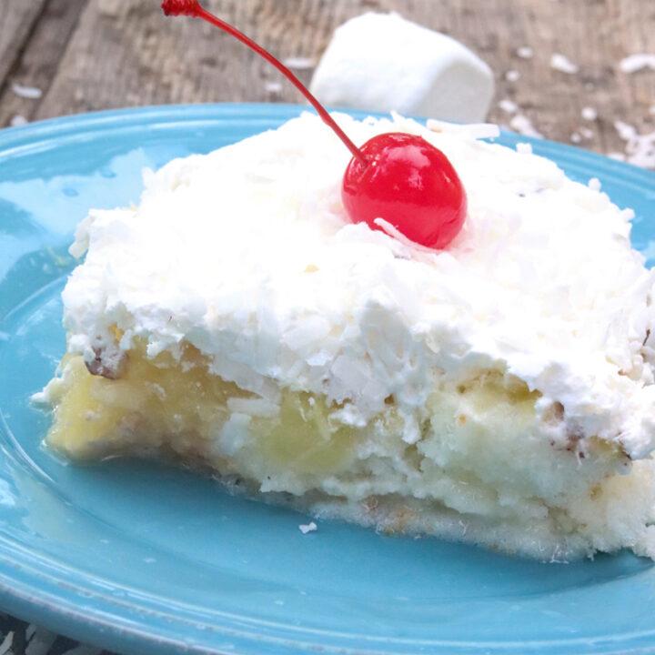 Tropical Summer Cake