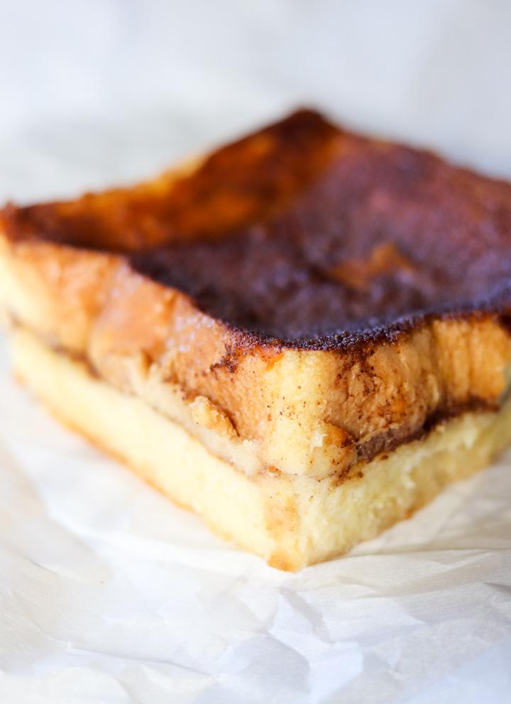 Cinnamon Pumpkin French Toast