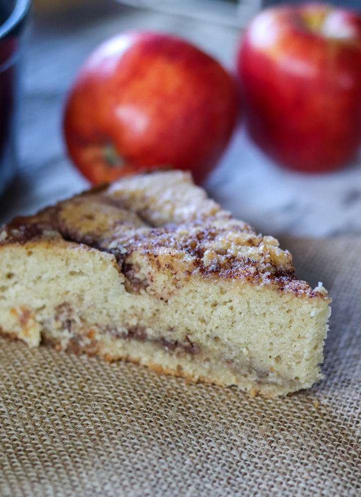 Dutch Apple Coffee Cake