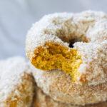 Pumpkin Ginger Donuts
