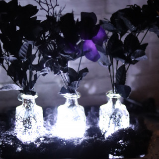 Dollar Tree DIY Spooky Halloween Centerpiece
