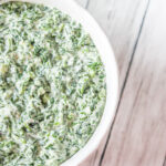 Easy Cheesy Creamed Spinach