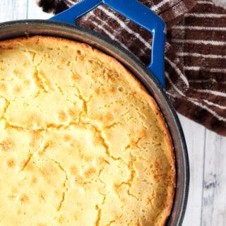 Sweet Skillet Cornbread