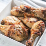 Air Fryer Garlic Parmesan Drumsticks