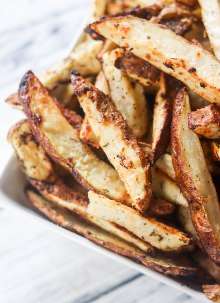 How to Make Air Fryer French Fries