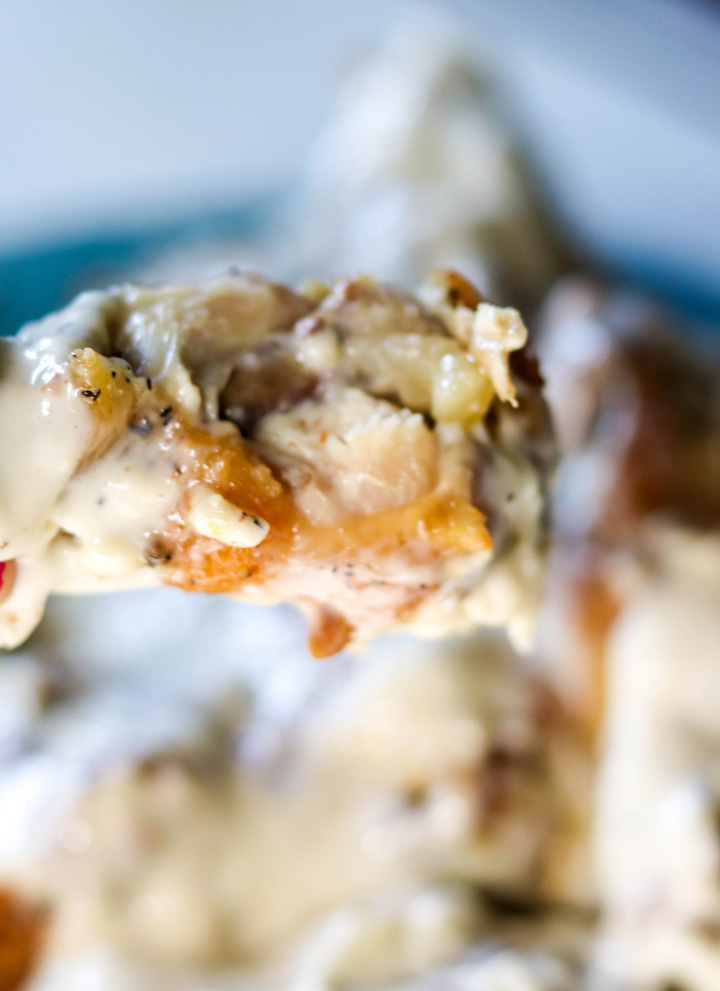 Air Fryer Intense Garlic Chicken Wings
