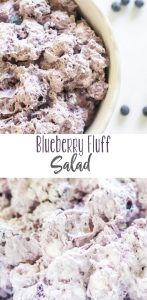 Blueberry Fluff Salad