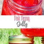 Pink Peony Jelly